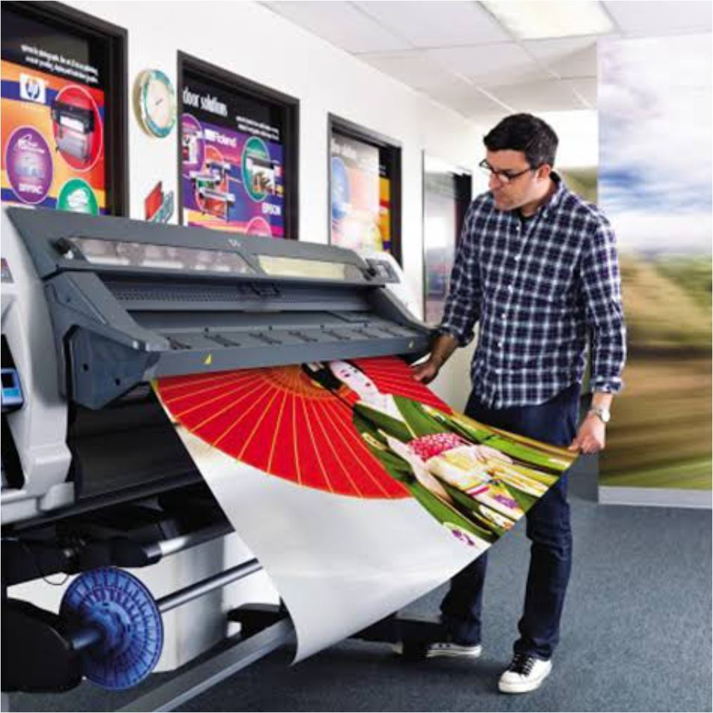 چاپ انواع کاغذ رول
