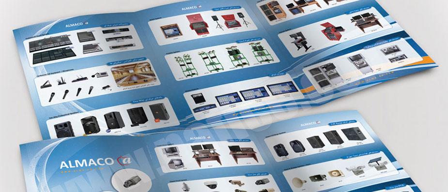 5 نکته برتر برای طراحی کاتالوگ راهنمای کشنده