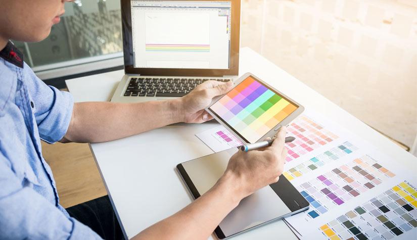 چرا باید یک طراح گرافیک استخدام کنید